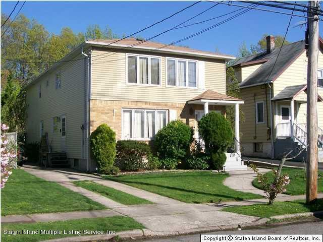 Two Family - Detached in Richmond Valley - 79 Madsen Avenue  Staten Island, NY 10309