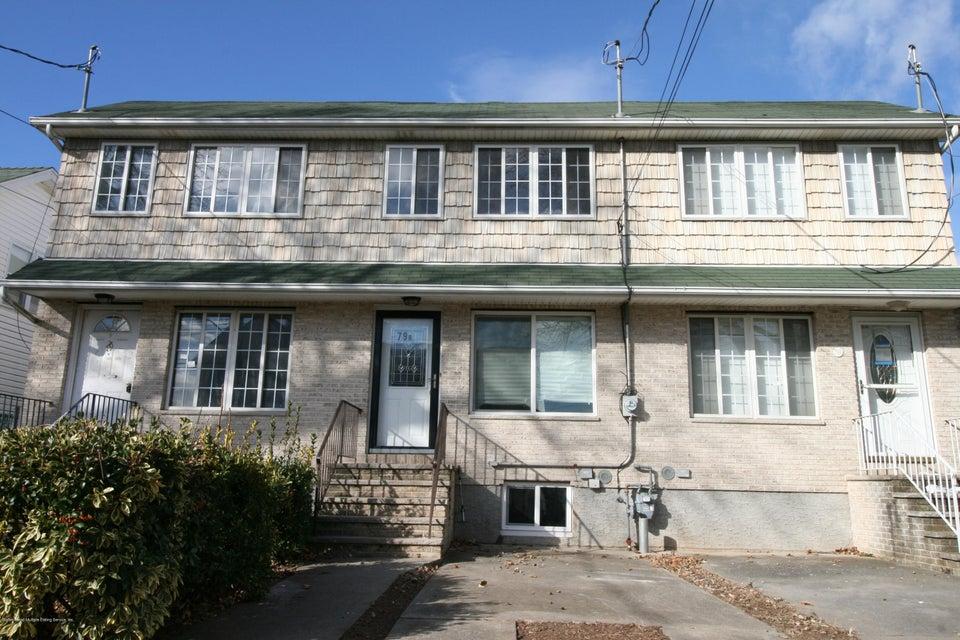Single Family Home for Sale at 79 Hett Avenue Staten Island, New York 10306 United States