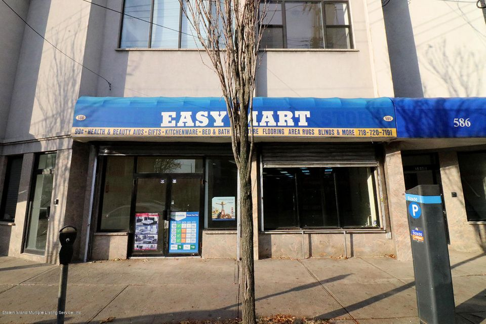 Additional photo for property listing at 586 Bay Street  Staten Island, New York 10304 United States