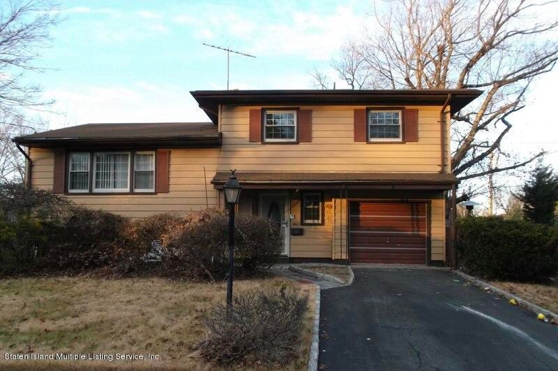 Single Family Home for Sale at 1 Sarno Street Colonia, New Jersey 07067 United States