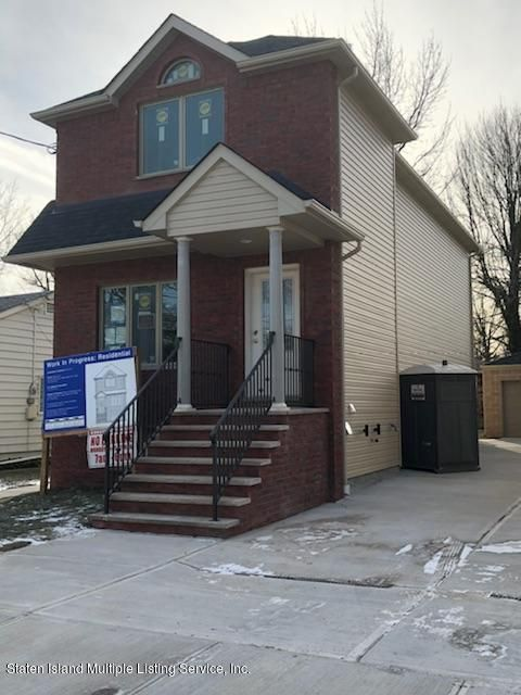 Two Family - Detached 230 Pacific Avenue  Staten Island, NY 10312, MLS-1115906-2