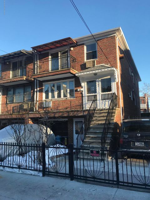 Single Family Home for Rent at 105 Bay 31st Street Brooklyn, New York 11214 United States