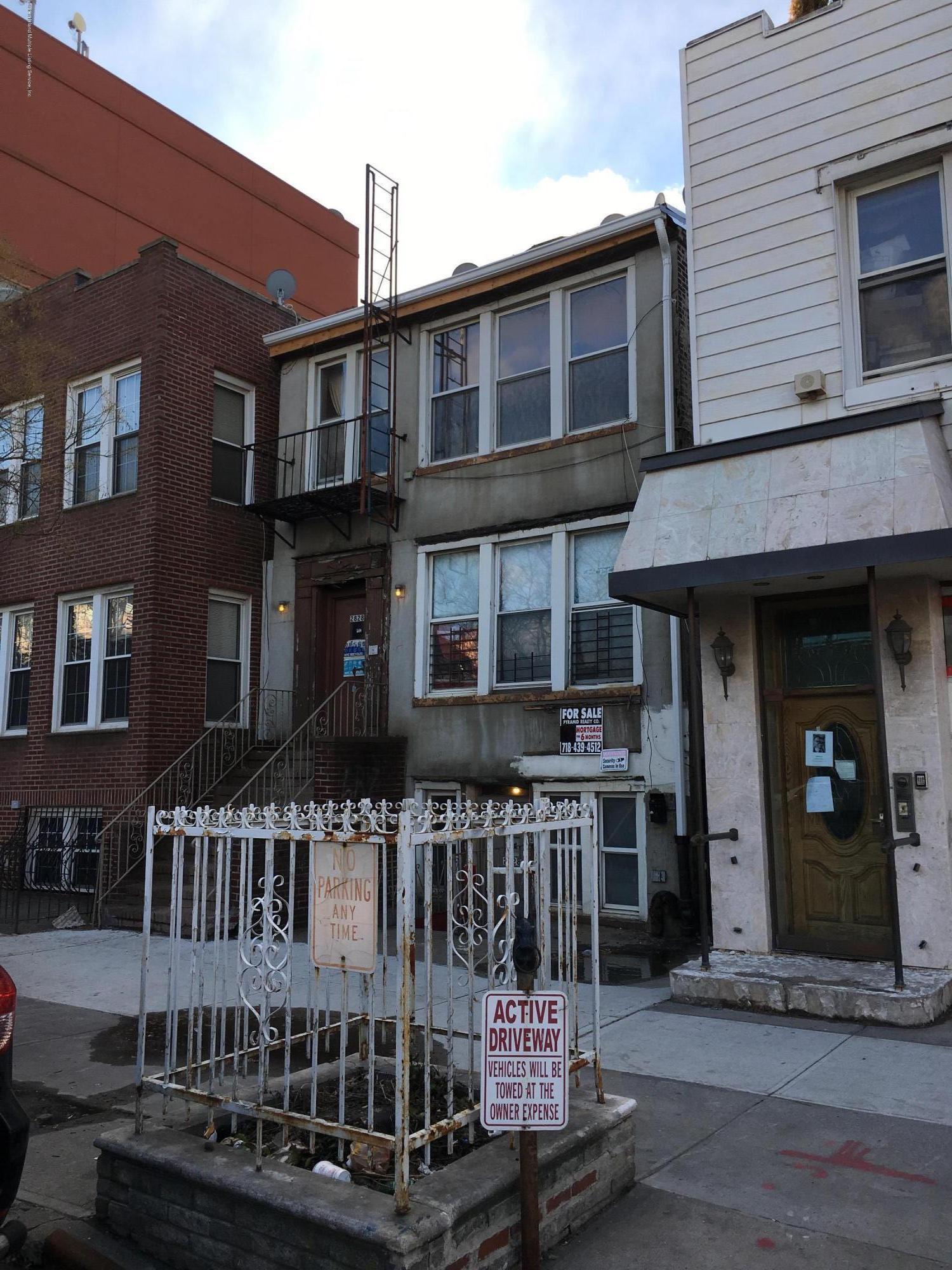 8F 2828 Stillwell Avenue  Brooklyn, NY 11224, MLS-1115874-2