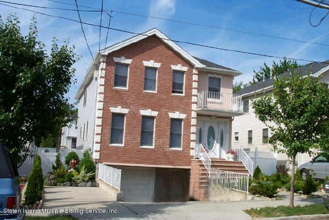 Single Family Home for Sale at 1106 Arden Avenue Staten Island, New York 10312 United States