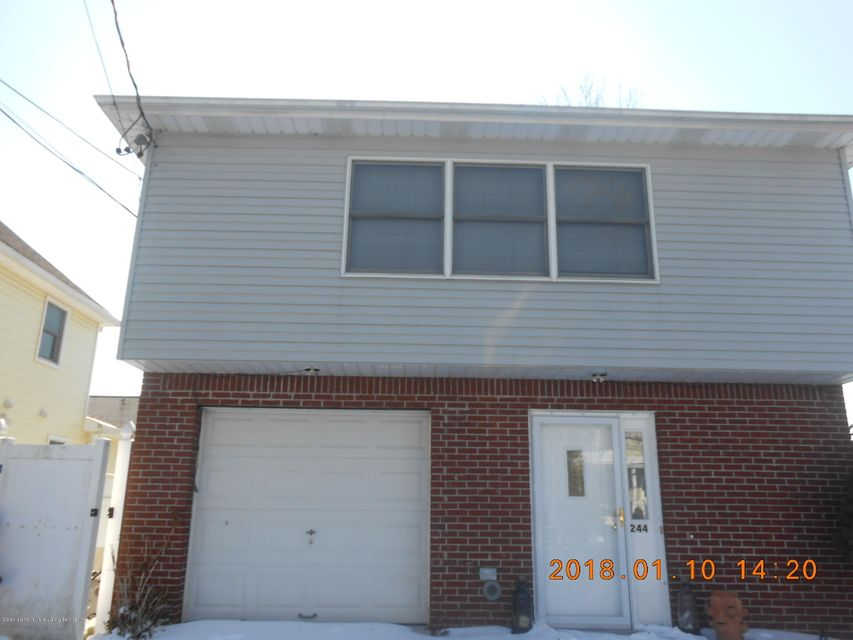 Single Family Home for Sale at 244 Mace Street Staten Island, New York 10306 United States
