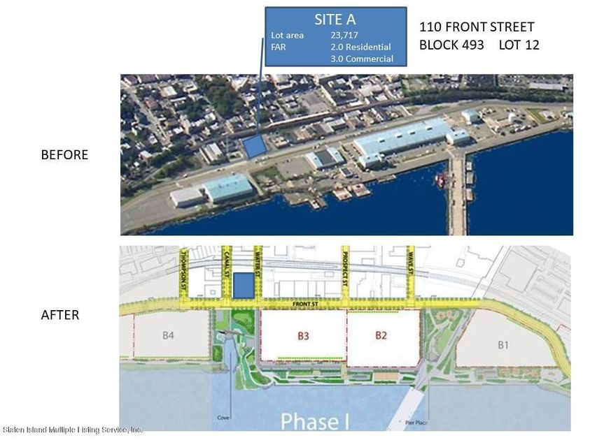 Land for Sale at 110 Front Street Staten Island, 10304 United States