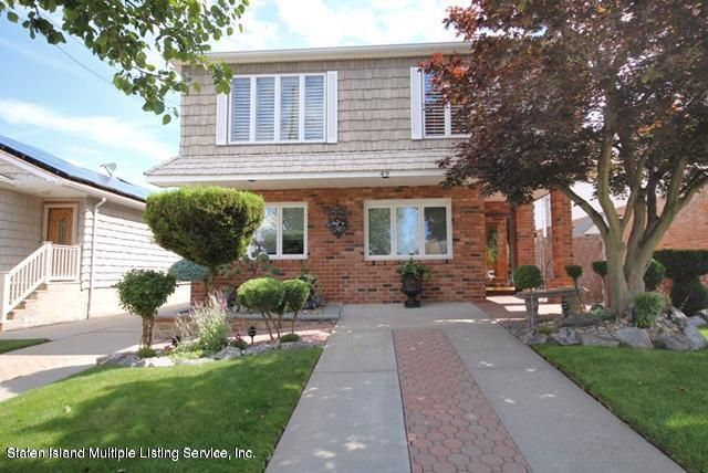 Single Family Home for Rent at 49 Mcveigh Avenue Staten Island, New York 10314 United States