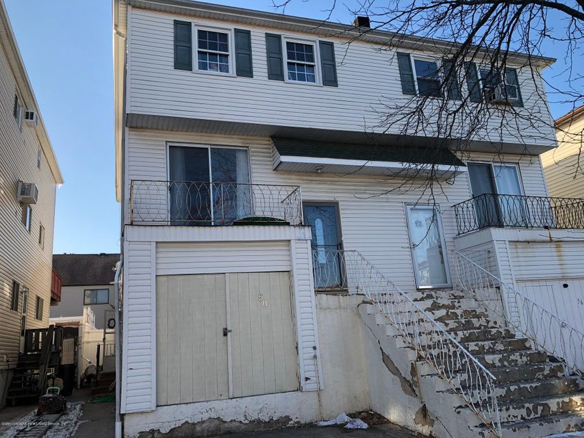 Single Family Home for Sale at 58 Myrna Lane Staten Island, New York 10312 United States