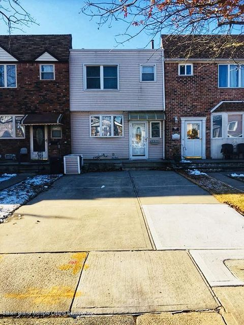 Single Family Home for Rent at 261 Hillman Avenue Staten Island, New York 10314 United States