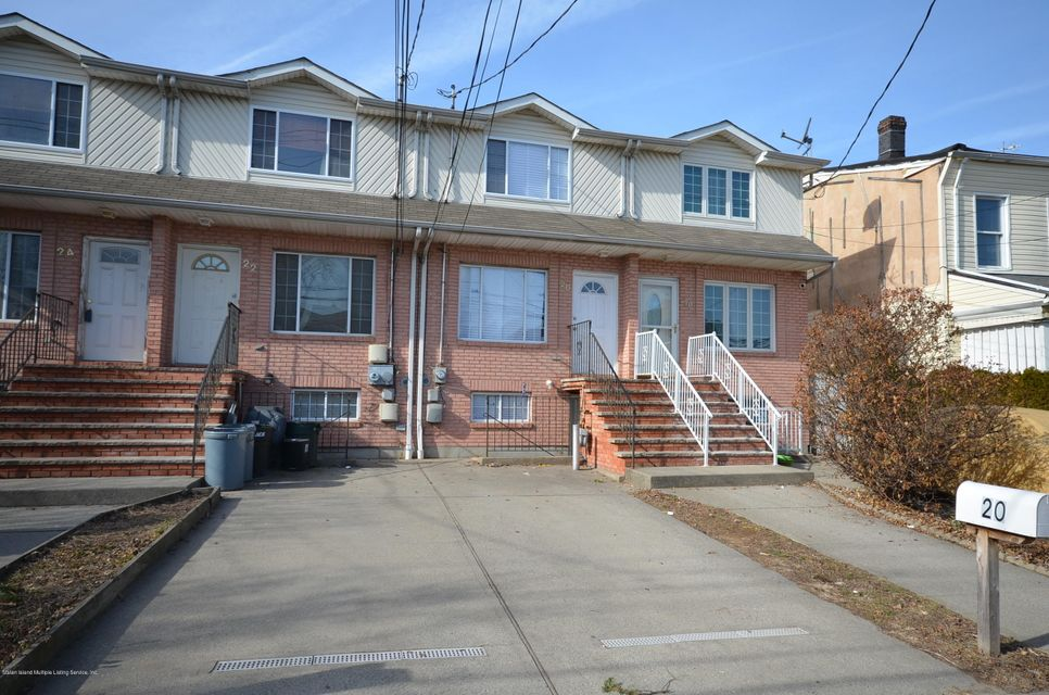 Single Family - Attached in Mariners Harbor - 20 Union Avenue  Staten Island, NY 10303