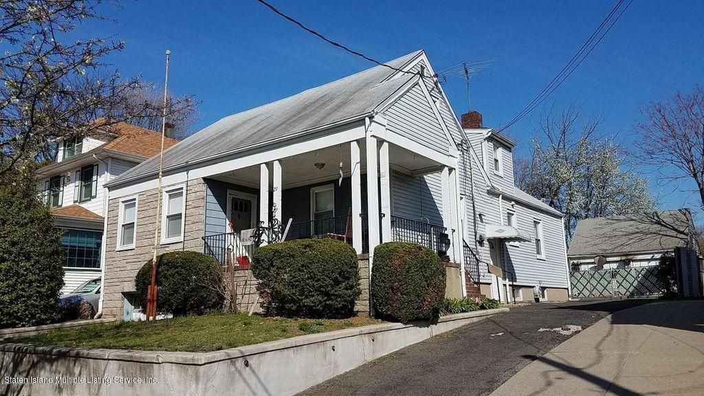 Single Family Home for Rent at 29 Ordell Avenue Staten Island, New York 10302 United States