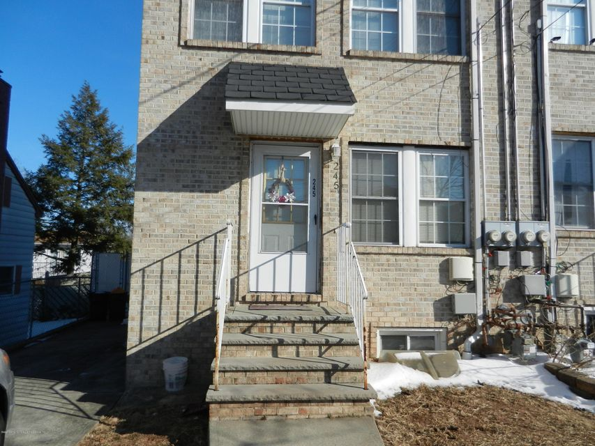 Single Family Home for Rent at 245 Livingston Avenue Staten Island, New York 10314 United States