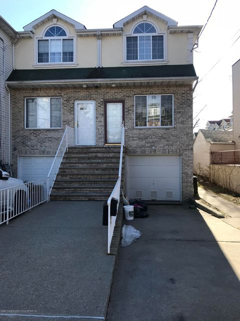 Single Family Home for Rent at 96 Robin Road Staten Island, New York 10305 United States