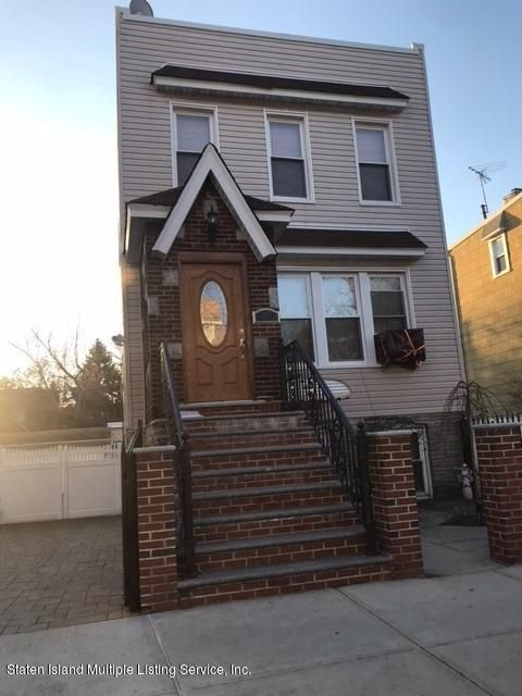 Single Family Home for Sale at 71-60 70th Street Queens, 11385 United States