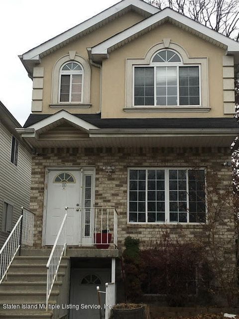 Single Family Home for Sale at 80 Van Name Avenue Staten Island, New York 10303 United States