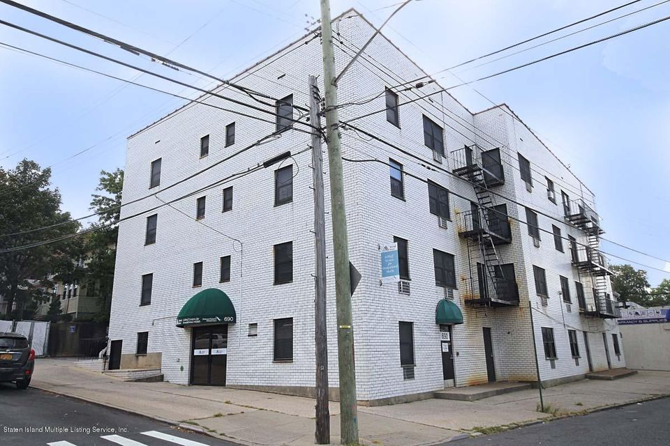 Commercial for Sale at 690 Castleton Avenue Staten Island, New York 10310 United States