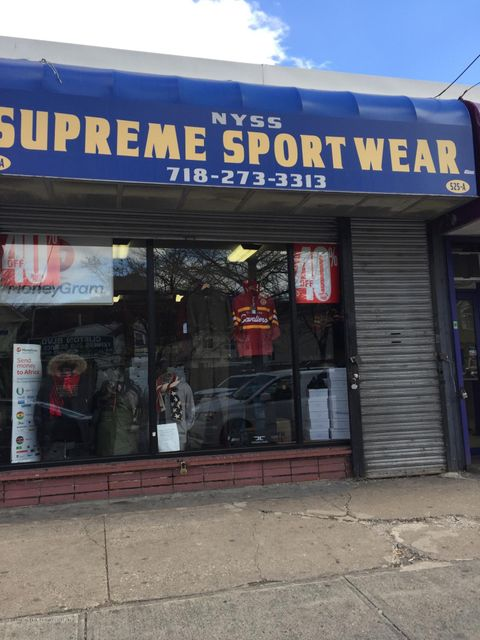 Commercial for Rent at 525 Targee Street Staten Island, 10304 United States