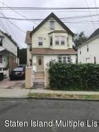 Single Family Home for Rent at 310 Taylor Street Staten Island, New York 10310 United States