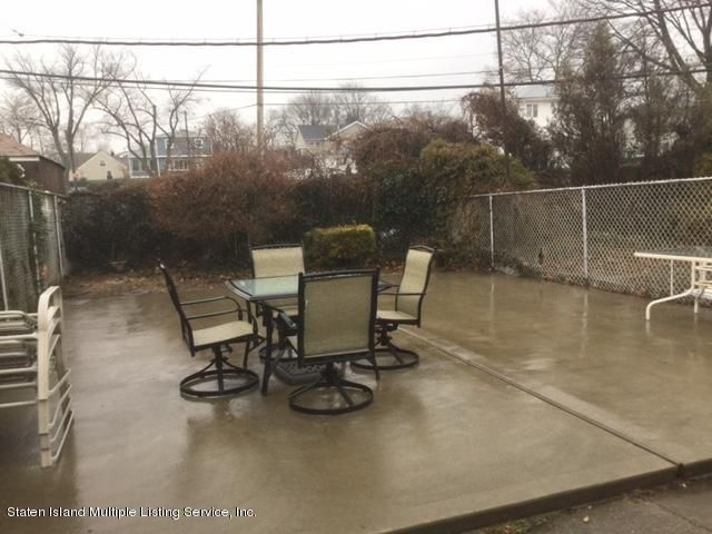 Single Family - Semi-Attached 14 Roberts Drive  Staten Island, NY 10306, MLS-1116800-19