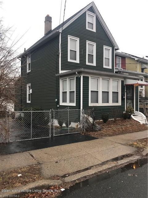 Single Family Home for Sale at 328 Hanover Avenue Staten Island, New York 10304 United States
