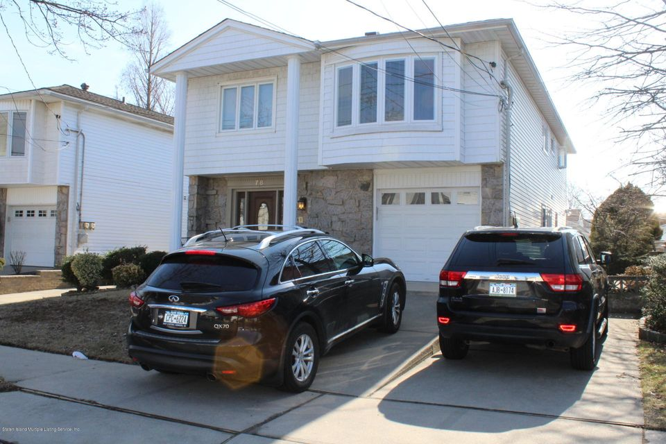 Two Family - Detached 78 Scranton Avenue  Staten Island, NY 10312, MLS-1116861-2
