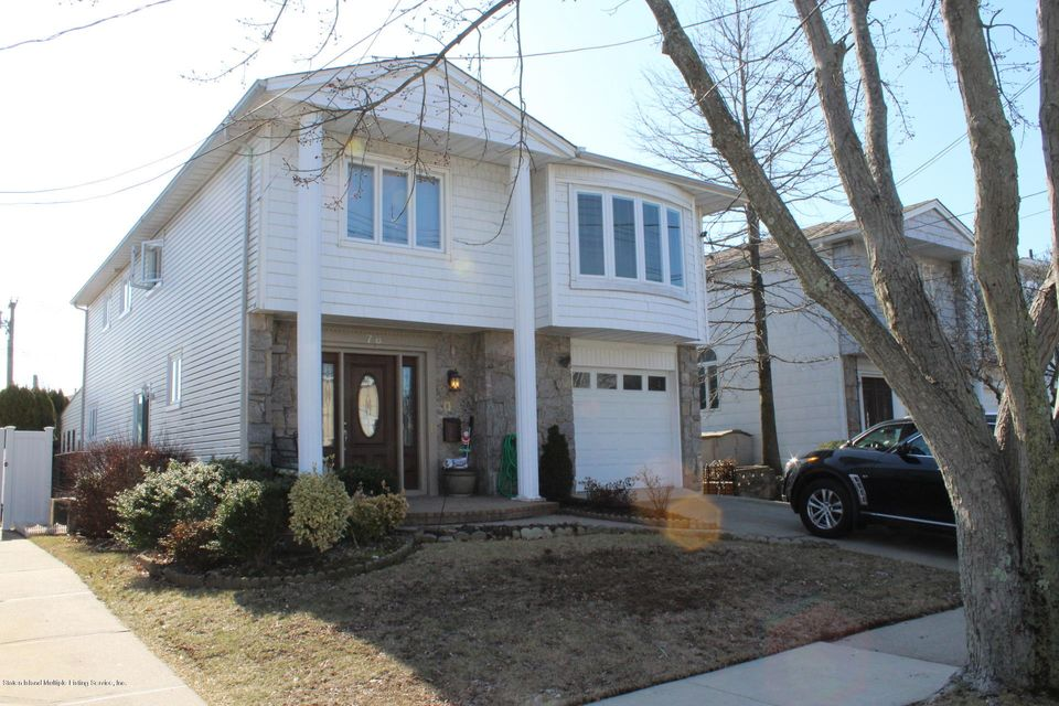 Two Family - Detached in Eltingville - 78 Scranton Avenue  Staten Island, NY 10312