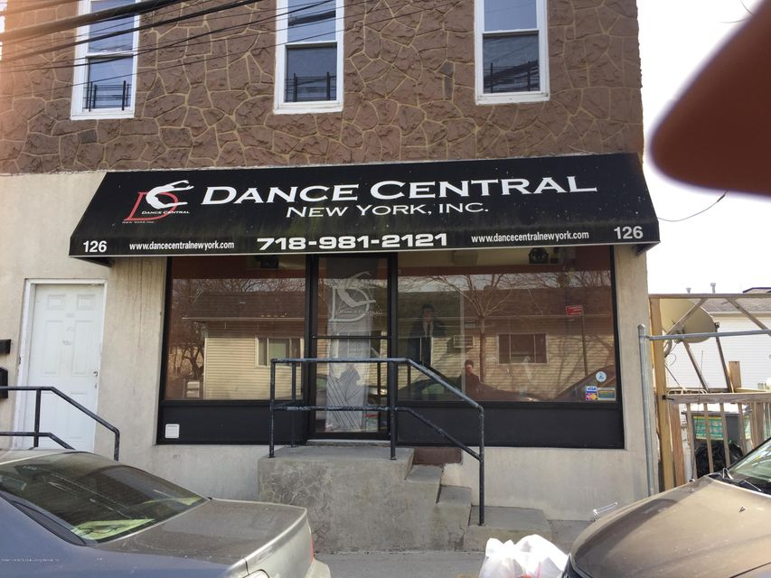 Commercial for Rent at 126 Fingerboard Road Staten Island, 10305 United States