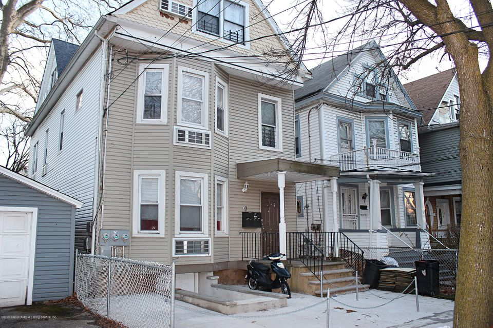 Single Family Home for Rent at 10 Egmont Place Staten Island, New York 10301 United States