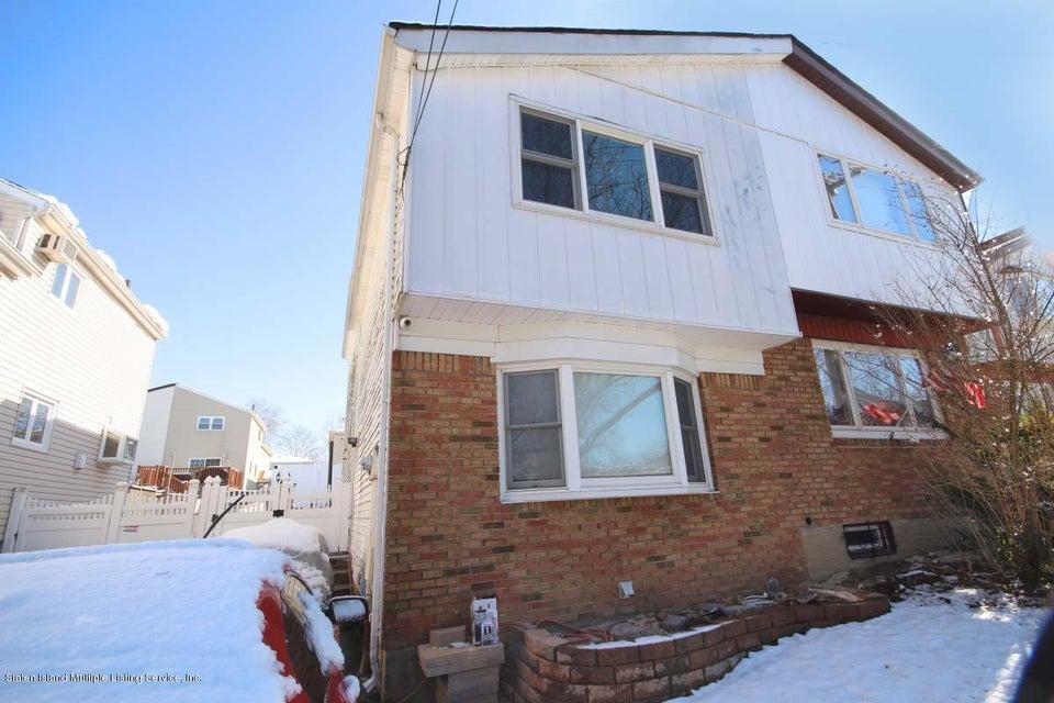 Single Family - Semi-Attached in Great Kills - 317 Abingdon Avenue  Staten Island, NY 10308