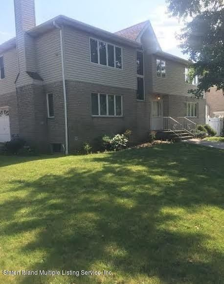Single Family Home for Rent at 242 Chelsea Street Staten Island, New York 10307 United States