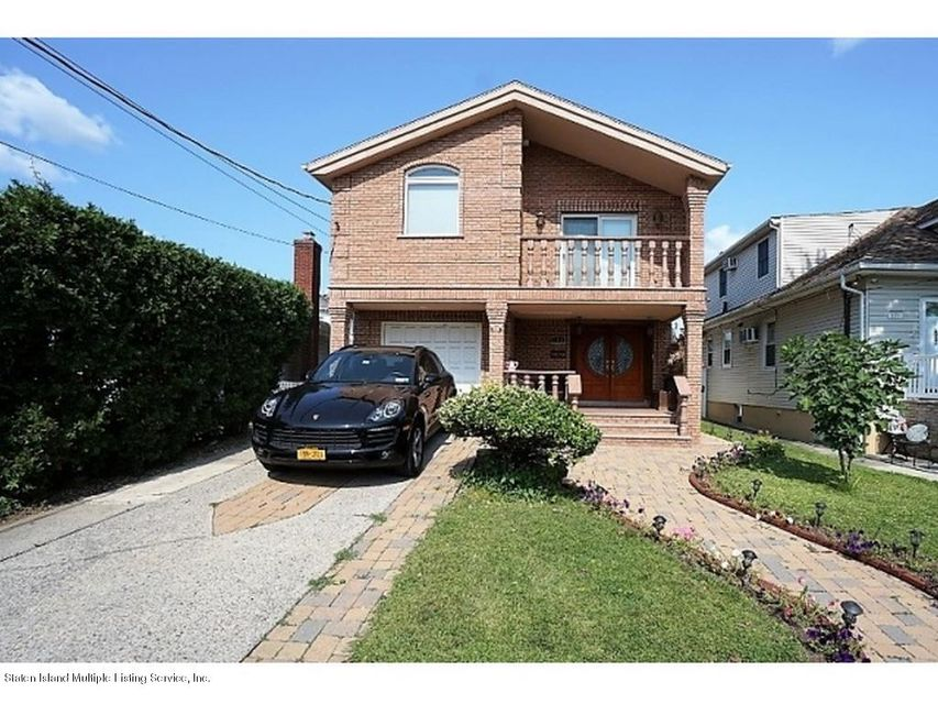 Single Family Home for Sale at 115 Hunter Avenue Staten Island, New York 10306 United States