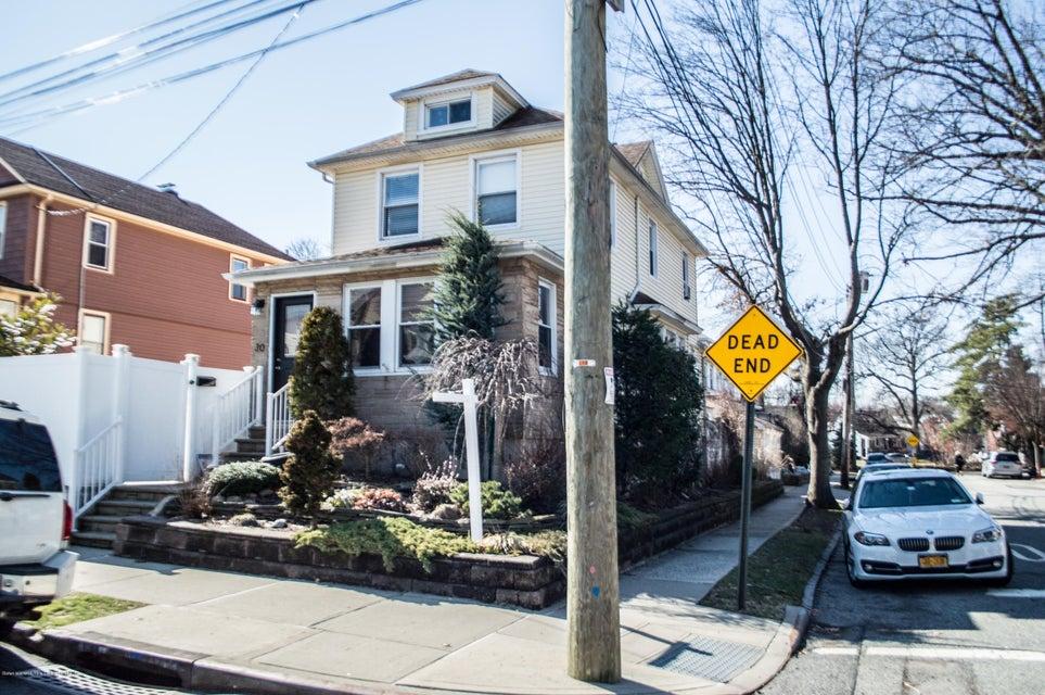 Single Family - Detached 30 Eldridge Avenue  Staten Island, NY 10302, MLS-1117160-2
