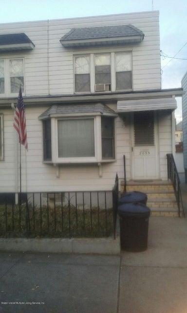 Single Family - Semi-Attached 2035 5th Street  Brooklyn, NY 11223, MLS-1117214-2
