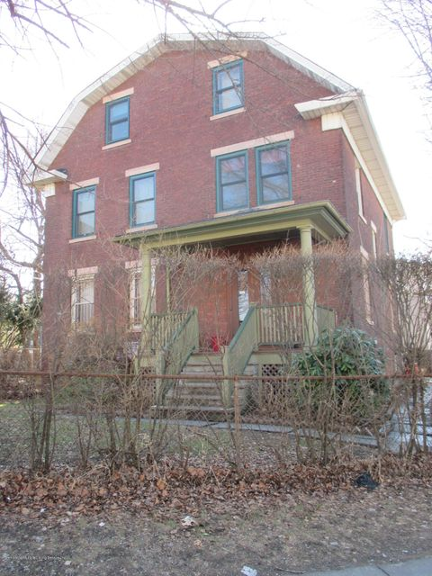 Single Family Home for Rent at 144 Hamilton Avenue Staten Island, New York 10301 United States