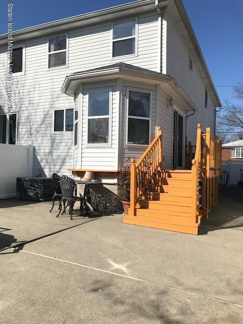 Single Family - Semi-Attached 40 Russell Street  Staten Island, NY 10308, MLS-1117219-14
