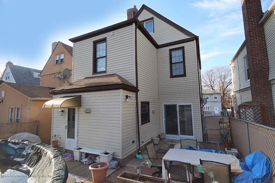Single Family - Detached 38 Scarboro Avenue  Staten Island, NY 10305, MLS-1117288-22