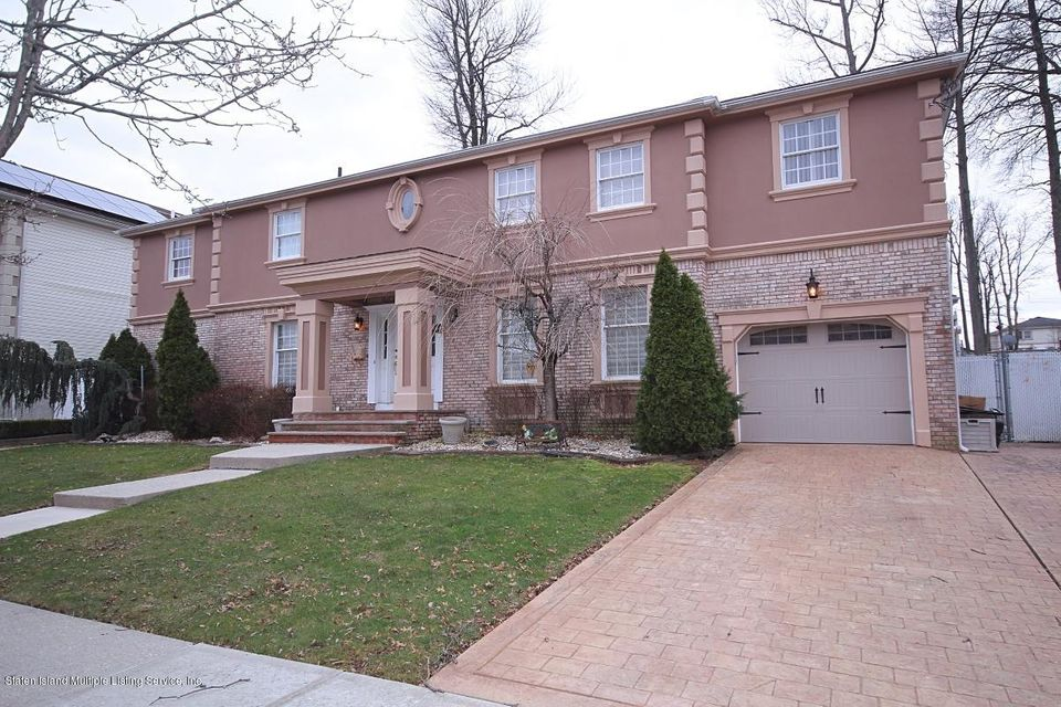 Two Family - Detached 32 Almond Street  Staten Island, NY 10312, MLS-1116989-2