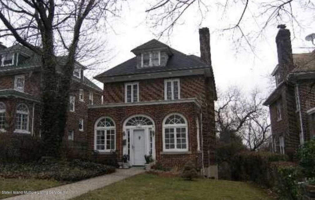 Single Family Home for Rent at 19 Silver Lake Road Staten Island, New York 10301 United States