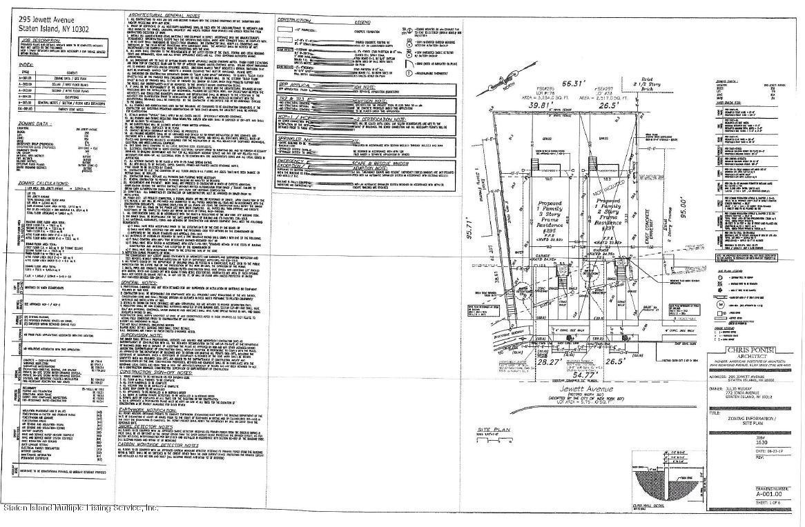 Single Family - Detached 295 Jewett Ave   Staten Island, NY 10314, MLS-1117389-2