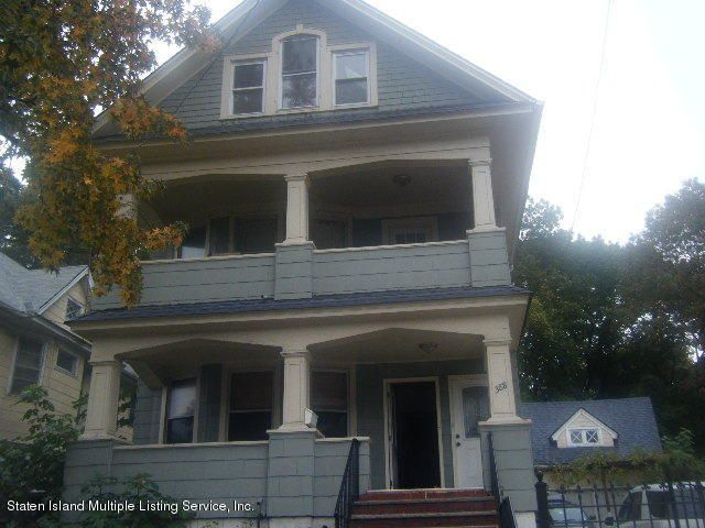 Two Family - Detached in Silver Lake - 388 Victory Boulevard  Staten Island, NY 10301