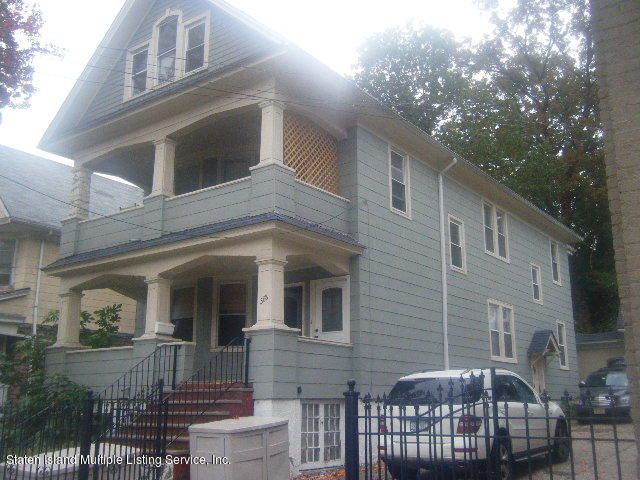 Two Family - Detached 388 Victory Boulevard  Staten Island, NY 10301, MLS-1117440-2
