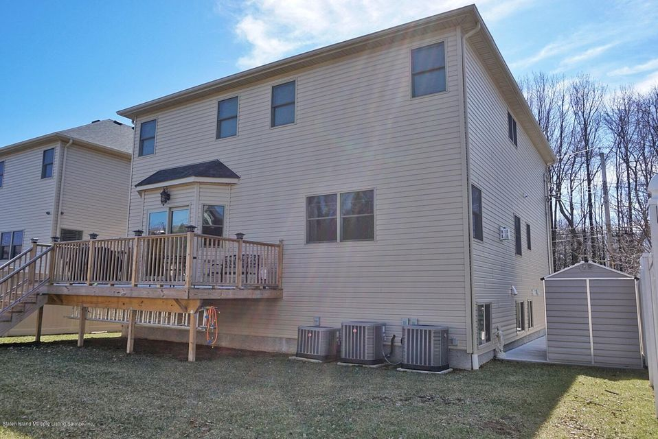 Two Family - Detached 135 Mcbaine Avenue  Staten Island, NY 10309, MLS-1117551-25