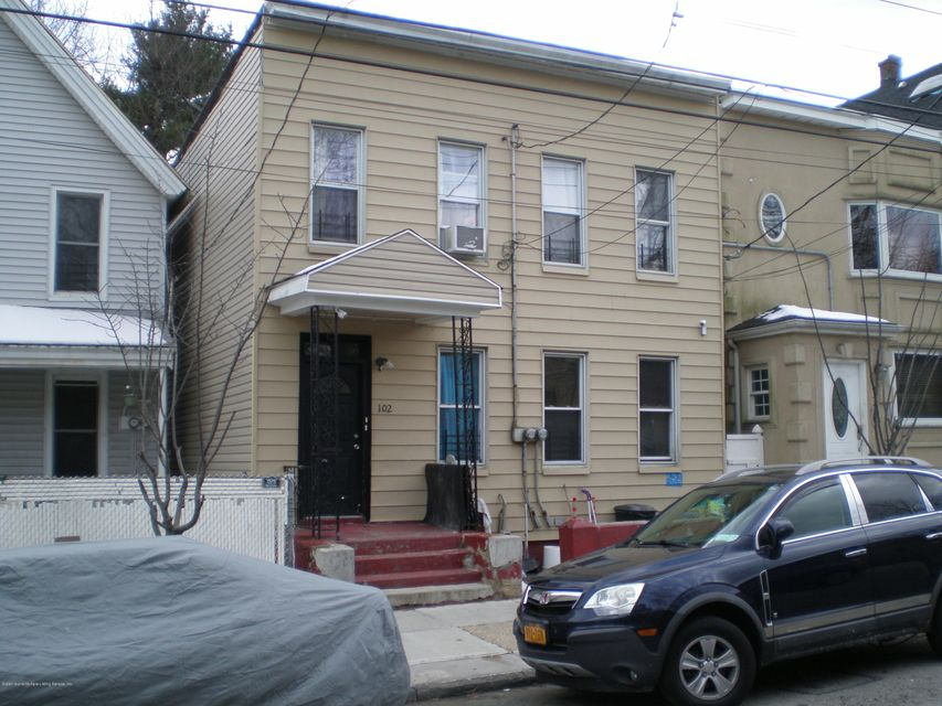 Two Family - Detached in New Brighton - 102 Taft Avenue  Staten Island, NY 10301