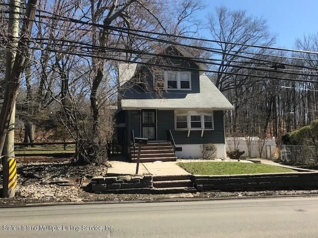 Two Family - Detached in High Rock - 125 Rockland Avenue  Staten Island, NY 10306