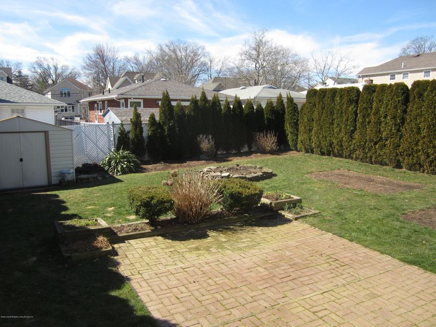 Single Family - Detached 48 Pacific Avenue  Staten Island, NY 10312, MLS-1118072-16