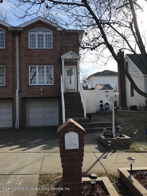 Single Family - Semi-Attached in Great Kills - 150 Fairfield Street  Staten Island, NY 10308