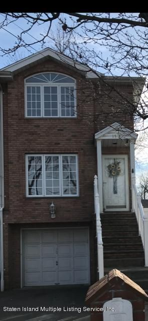 Single Family - Semi-Attached 150 Fairfield Street  Staten Island, NY 10308, MLS-1118077-2