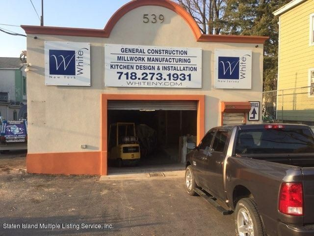 Commercial for Rent at 539 Cary Avenue Staten Island, New York 10310 United States