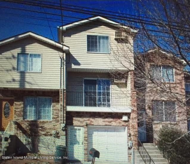 Single Family - Attached 165 St. Johns Avenue  Staten Island, NY 10305, MLS-1118372-2
