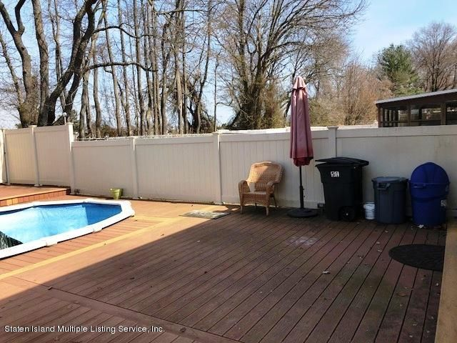 Single Family - Semi-Attached 51 Tanglewood Drive  Staten Island, NY 10308, MLS-1118380-24